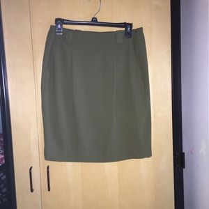 Three knee length skirts